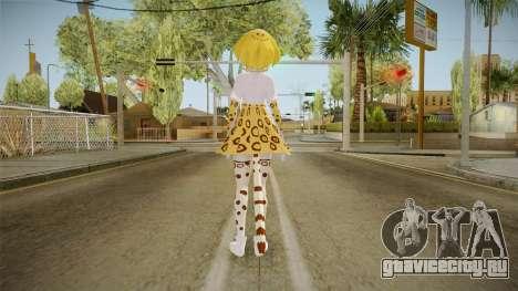 Kemono Friends Jaguar v2 для GTA San Andreas третий скриншот