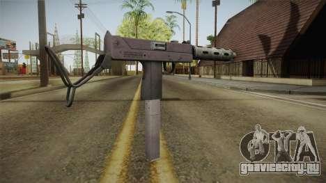 MAC-11 для GTA San Andreas второй скриншот