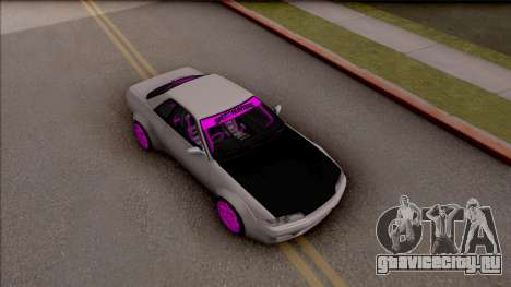 Nissan Skyline R32 Rocket Bunny v2 для GTA San Andreas