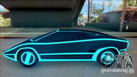 GTA V Pegassi Automan для GTA San Andreas вид слева