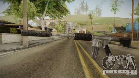 CS:GO - M4A1-S Basilisk для GTA San Andreas