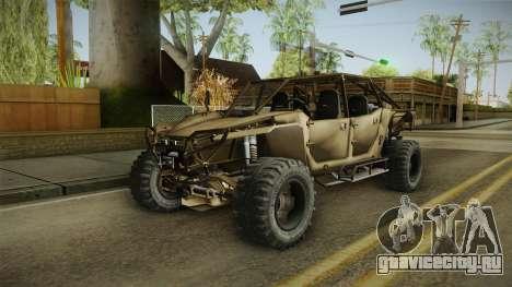 Ghost Recon Wildlands - Unidad AMV Tan для GTA San Andreas