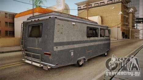 GTA 5 Zirconium Journey Worn IVF для GTA San Andreas вид справа