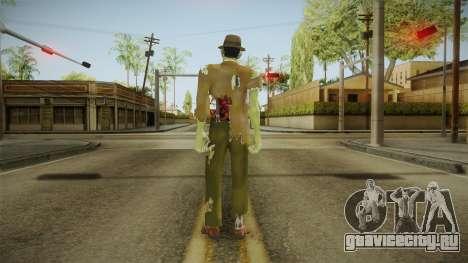 Stubbs Zombie для GTA San Andreas третий скриншот
