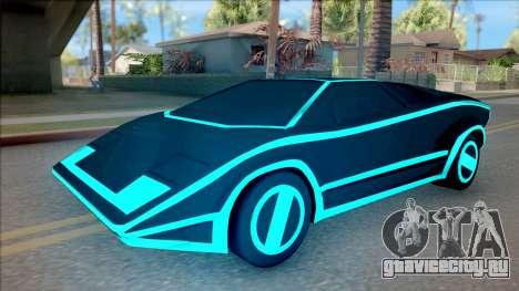 GTA V Pegassi Automan для GTA San Andreas