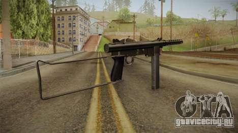 M76 SMG для GTA San Andreas второй скриншот