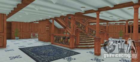1912 RMS Titanic для GTA 5 пятый скриншот
