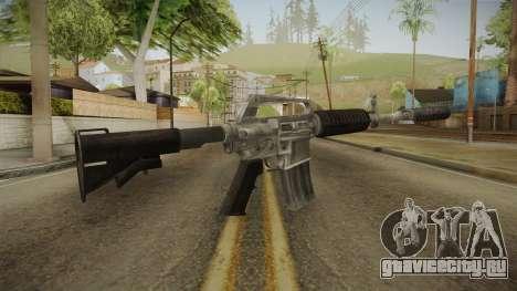CS:GO - M4A1-S Basilisk для GTA San Andreas второй скриншот