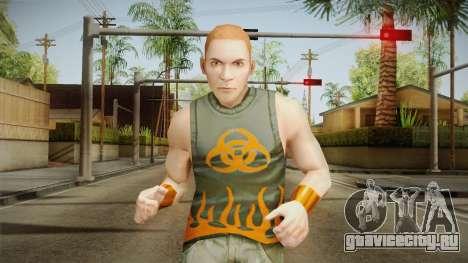 Omar Romero from Bully Scholarship для GTA San Andreas