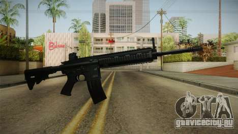 HK416 Assault Rifle для GTA San Andreas