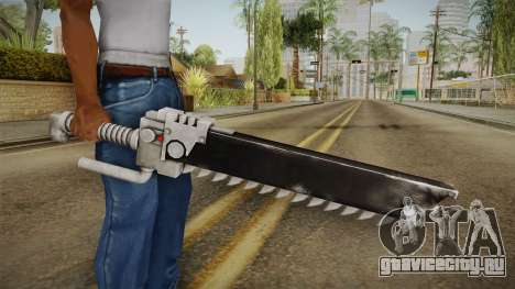 W40K: Deathwatch Chain Sword v1 для GTA San Andreas
