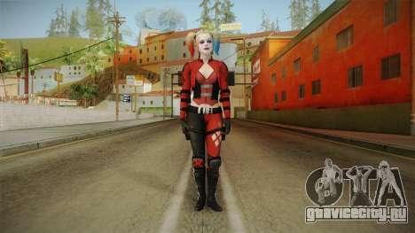 Harley Quinn from Injustice 2 для GTA San Andreas второй скриншот