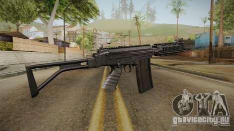 SA-58 OSW Assault Rifle для GTA San Andreas