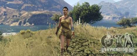 Wonder Woman 2017 для GTA 5