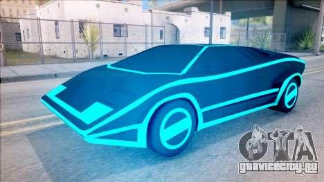 GTA V Pegassi Automan IVF для GTA San Andreas