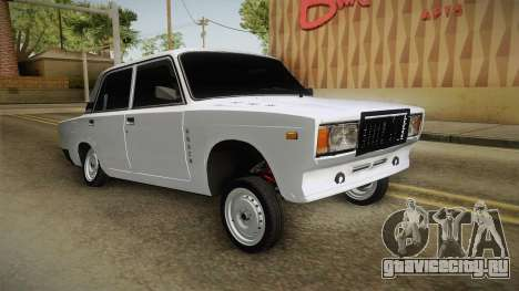 ВАЗ 2107 Aze Style для GTA San Andreas