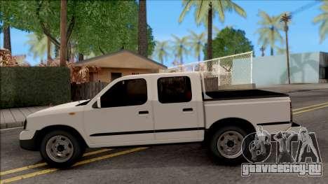 Nissan Ddsen 2016 v1.0 для GTA San Andreas