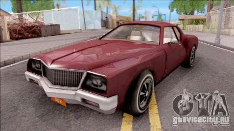 Driver PL Cerva V.2 для GTA San Andreas