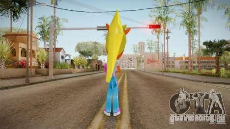 Coco Bandicoot для GTA San Andreas