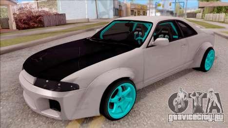 Nissan Skyline R33 Rocket Bunny v2 для GTA San Andreas