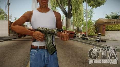 CF AK-47 v3 для GTA San Andreas