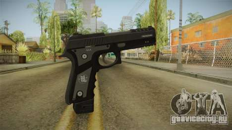Gunrunning Pistol v1 для GTA San Andreas