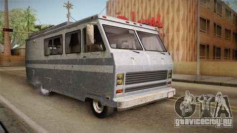 GTA 5 Zirconium Journey Worn IVF для GTA San Andreas