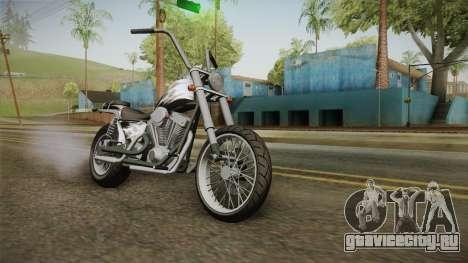 EFLC TLaD Western Daemon для GTA San Andreas