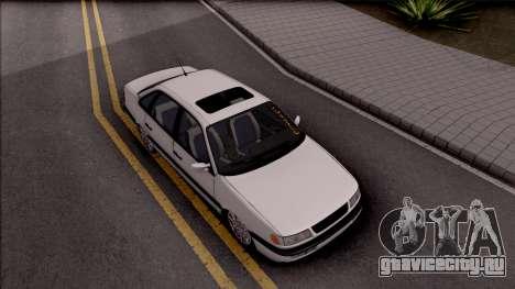 Volkswagen Passat B4 Sedan для GTA San Andreas вид справа