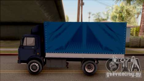 Zastava 640 T для GTA San Andreas вид слева