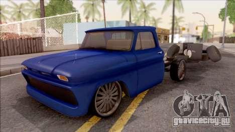 Chevrolet C-10 для GTA San Andreas