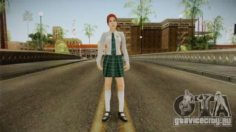 Christy Martin from Bully Scholarship v1 для GTA San Andreas второй скриншот