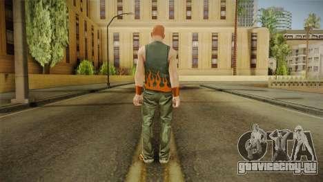 Omar Romero from Bully Scholarship для GTA San Andreas третий скриншот