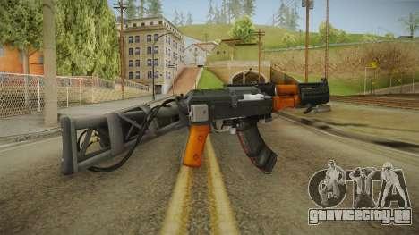 Volk Energy Assault Rifle v2 для GTA San Andreas второй скриншот