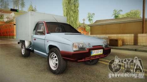 Škoda Favorit Truck DV для GTA San Andreas