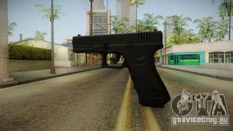 Glock 17 3 Dot Sight Red для GTA San Andreas второй скриншот
