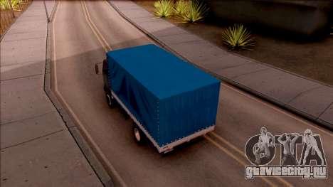 FAP Transporter Kamion для GTA San Andreas вид сзади