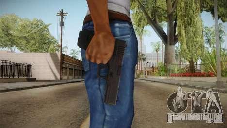 Glock 18 3 Dot Sight Red для GTA San Andreas третий скриншот