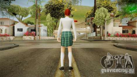Christy Martin from Bully Scholarship v1 для GTA San Andreas третий скриншот