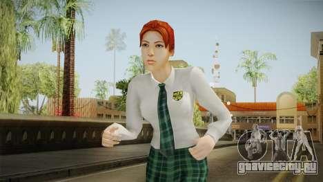 Christy Martin from Bully Scholarship v1 для GTA San Andreas