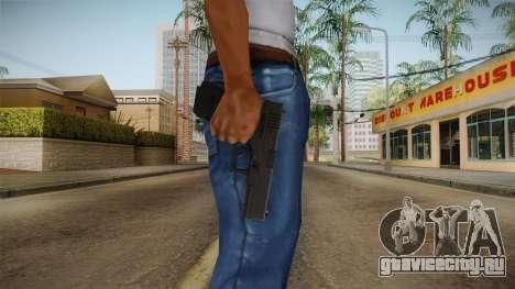 Glock 21 для GTA San Andreas третий скриншот