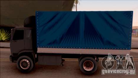 FAP Transporter Kamion для GTA San Andreas вид слева