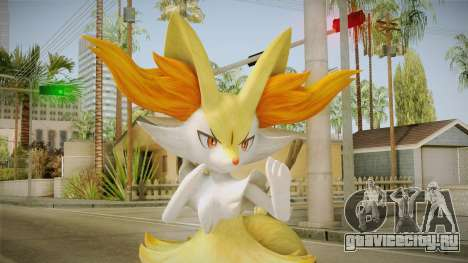 Braixen - Pokken Tournament (Pokémon) для GTA San Andreas