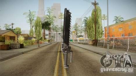 W40K: Deathwatch Chain Sword v1 для GTA San Andreas третий скриншот