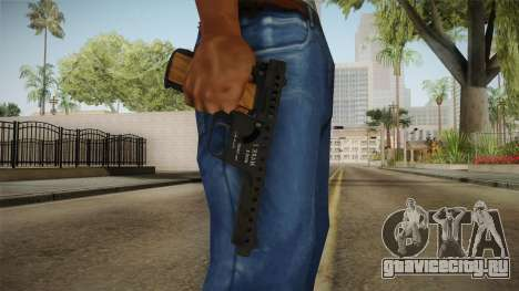 MBA Gyrojet Pistol для GTA San Andreas третий скриншот