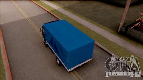 Zastava 640 T для GTA San Andreas вид сзади
