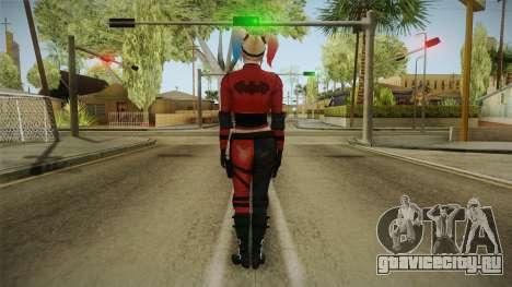 Harley Quinn from Injustice 2 для GTA San Andreas третий скриншот