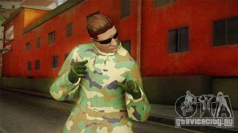 Gunrunning Skin 2 для GTA San Andreas