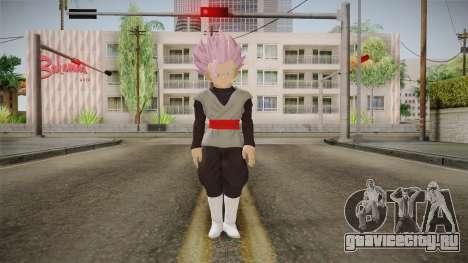 Dragon Ball Xenoverse 2 - Teen Gohan Black SSR для GTA San Andreas второй скриншот