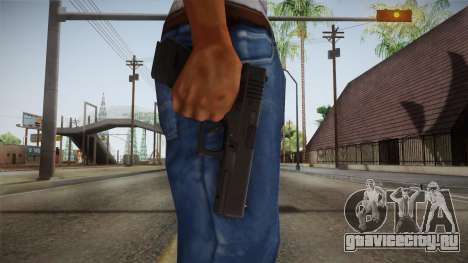 Glock 18 3 Dot Sight Yellow для GTA San Andreas